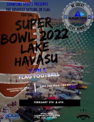 Super Bowl 2022 @ Rotary Park