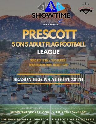 Prescott Adult League @ Bob Edwards Park